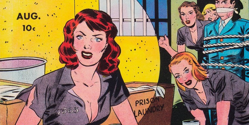 The Early, Wild, Exploited, and Sometimes Radical Days of the Comic Book Industry in America