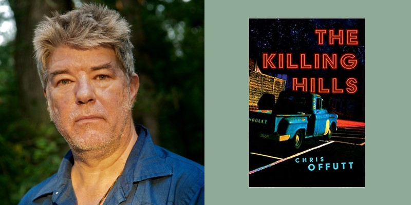 Writing About Life in Appalachia, Chris Offutt Felt He Was Always a Crime Novelist