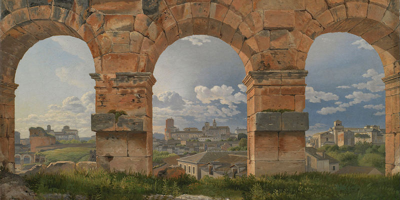 A Historical Fiction Writer Considers the Enduring Appeal of the Roman Empire