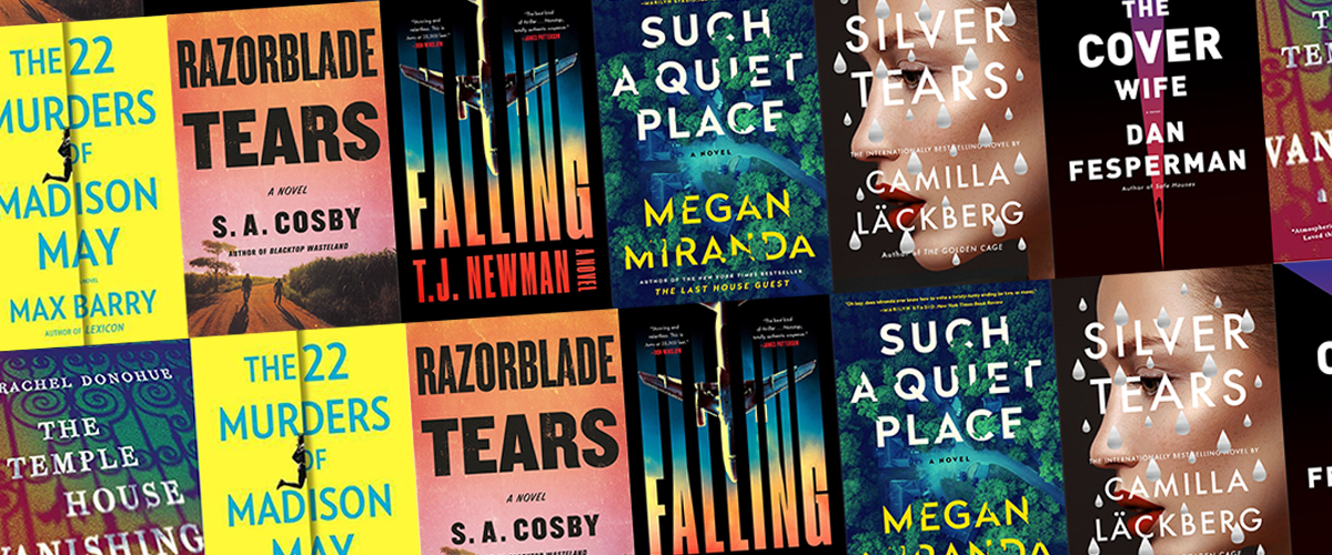 The Best Reviewed Crime Books of the Month: July 2021