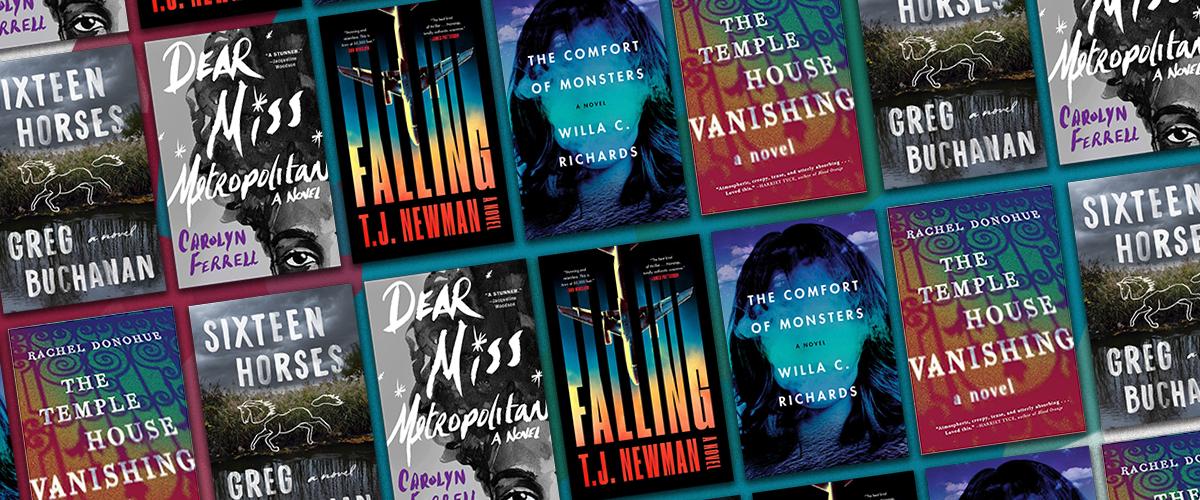 July's Best Debut Novels