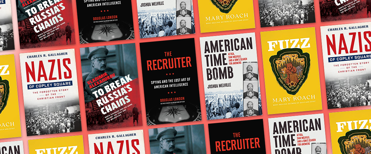 5 Crime Nonfiction Books You Should Read This Month