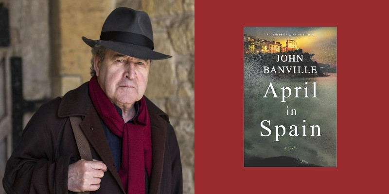 John Banville Returns to Crime Fiction—This Time Under His Own Name