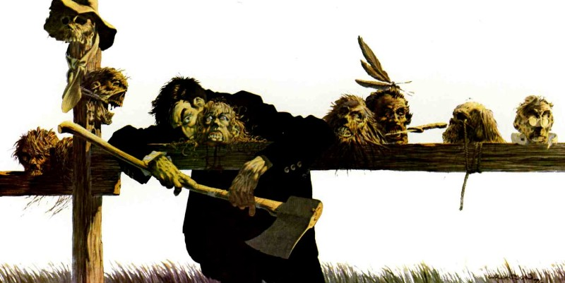 Scary Monsters and Spooky Freaks: Bernie Wrightson Unleashed